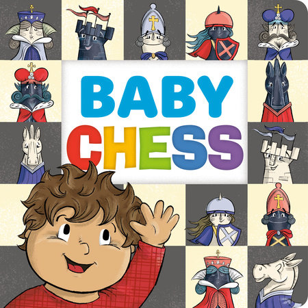 Baby Chess by Sophie Pryce