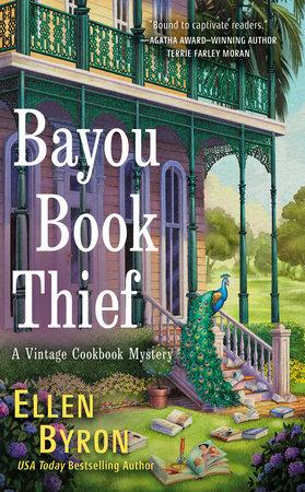 Bayou Book Thief by Ellen Byron