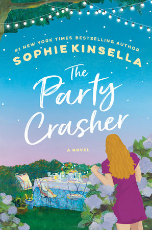 The Party Crasher by Sophie Kinsella