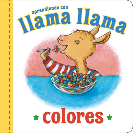 Llama Llama Colores by Anna Dewdney