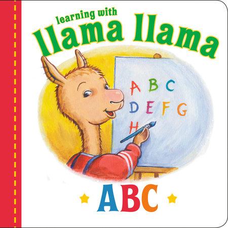 Llama Llama ABC by Anna Dewdney