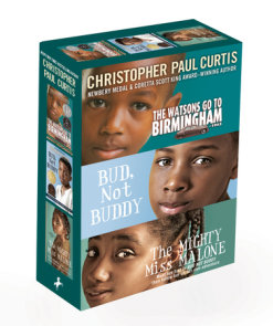 Christopher Paul Curtis 3-Book Boxed Set