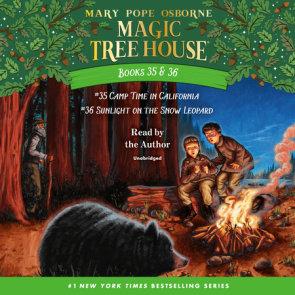 Magic Tree House: Books 35 & 36
