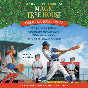 Magic Tree House Collection: Books 29-32