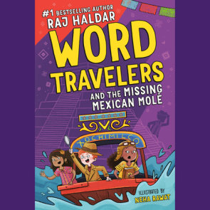 Word Travelers and the Missing Mexican Molé