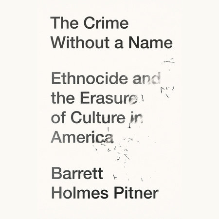 The Crime Without a Name by Barrett Holmes Pitner