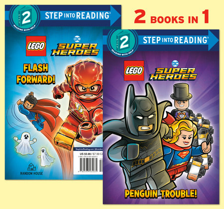 Penguin Trouble!/Flash Forward! (LEGO Batman) by Billy Wrecks