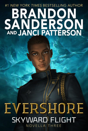 Evershore (Skyward Flight: Novella 3) by Brandon Sanderson and Janci Patterson