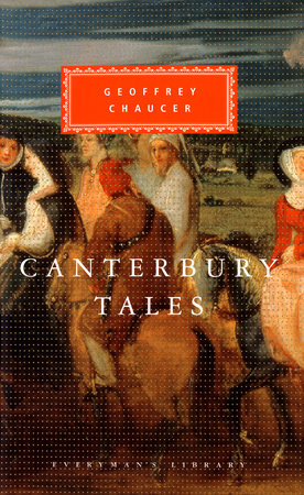 Canterbury Tales by Geoffrey Chaucer