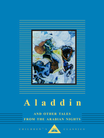 Aladdin and Other Tales from the Arabian Nights by Anonymous