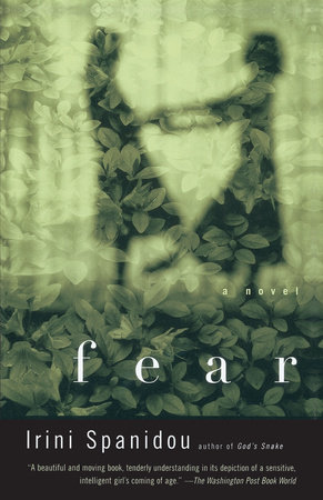 Fear by Irini Spanidou