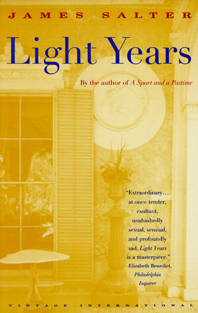Light Years by James Salter