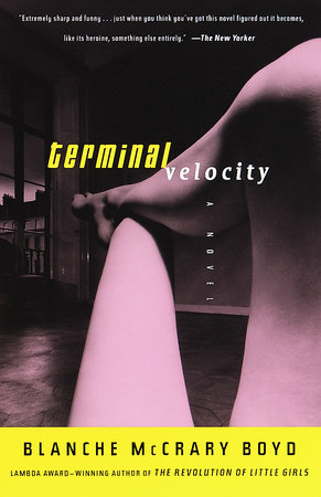 Terminal Velocity by Blanche McCary Boyd