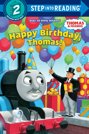 Happy Birthday, Thomas! (Thomas & Friends) by Random House