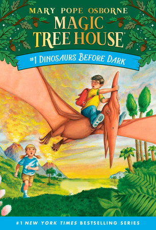 Dinosaurs Before Dark by Mary Pope Osborne