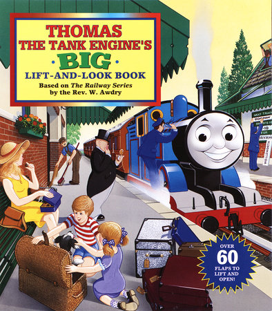 Thomas the Tank Engine's Big Lift-And-look Book (Thomas & Friends) by