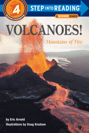 Volcanoes! by Eric Arnold