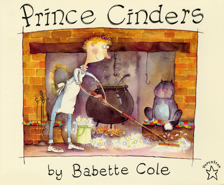 Prince Cinders by Babette Cole