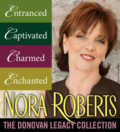Nora Roberts' Donovan Legacy Collection by Nora Roberts |  PenguinRandomHouse com: Books
