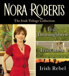 Nora Roberts' Irish Legacy Trilogy