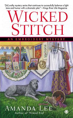 Wicked Stitch by Amanda Lee