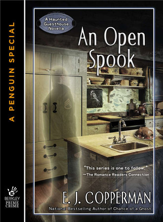 An Open Spook by E.J. Copperman