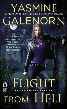 Flight from Hell by Yasmine Galenorn