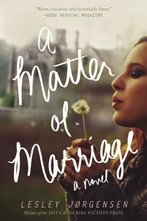 A Matter of Marriage by Lesley Jorgensen
