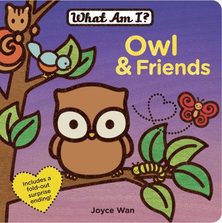 Owl & Friends by Joyce Wan