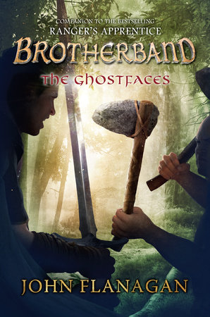 The Ghostfaces by John Flanagan