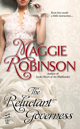 The Reluctant Governess by Maggie Robinson