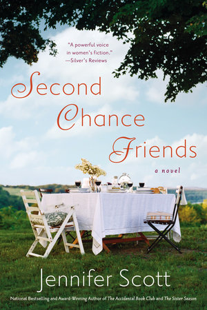 Second Chance Friends by Jennifer Scott