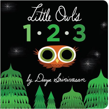 Little Owl's 1-2-3 by Divya Srinivasan