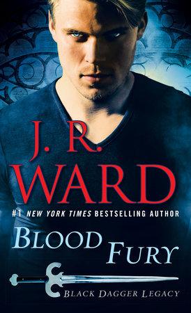 Blood Fury by J.R. Ward
