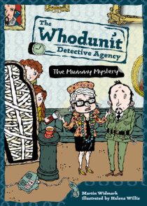 The Mummy Mystery #5