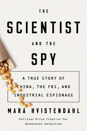 Rekomendasi buku Februari 2020 - The Scientist and the Spy