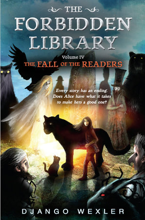 The Fall of the Readers by Django Wexler