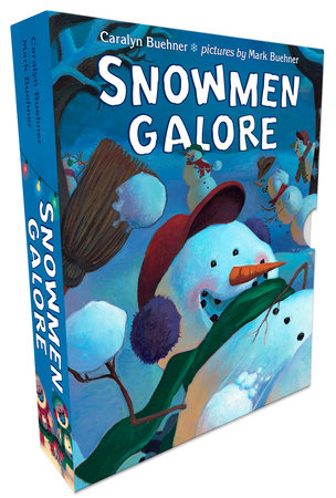 Snowmen Galore by Caralyn Buehner