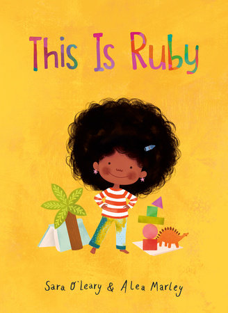 This Is Ruby by Sara O'Leary