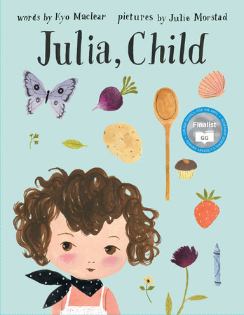Julia, Child by Kyo Maclear