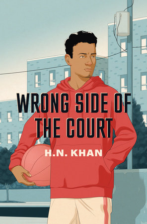 Wrong Side of the Court by H.N. Khan