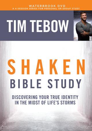 Shaken Bible Study DVD by Tim Tebow