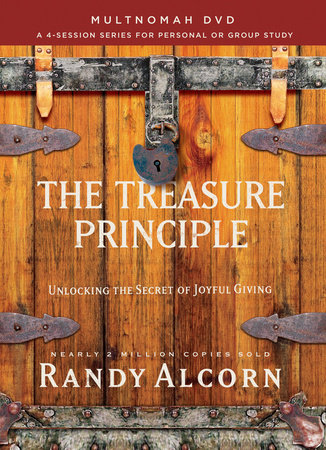 The Treasure Principle DVD by Randy Alcorn