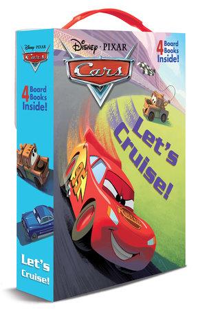 Let's Cruise! (Disney/Pixar Cars) by RH Disney