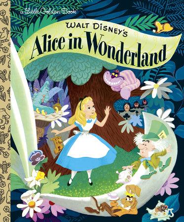 Walt Disney's Alice in Wonderland (Disney Classic) by RH Disney