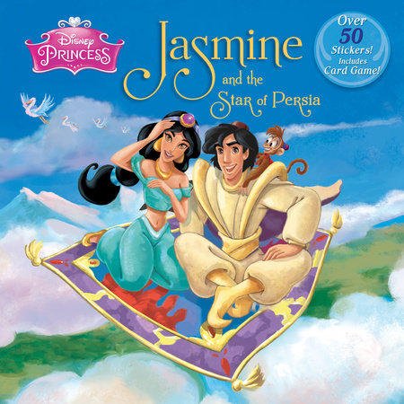 Jasmine and the Star of Persia (Disney Princess) by RH Disney
