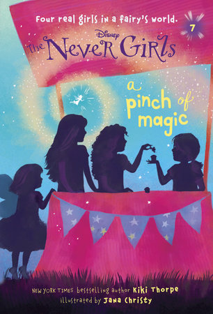 Never Girls #7: A Pinch of Magic (Disney: The Never Girls)