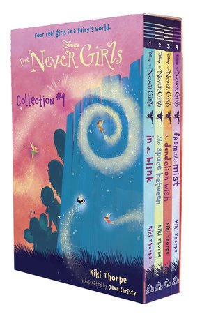 The Never Girls Collection – by Kiki Thorpe (author) & RH Disney