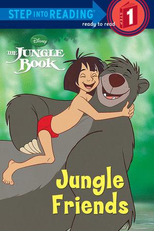 Jungle Friends (Disney Jungle Book) by RH Disney