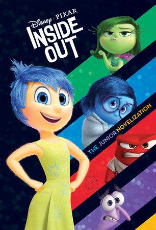 Inside Out Junior Novelization (Disney/Pixar Inside Out) by RH Disney